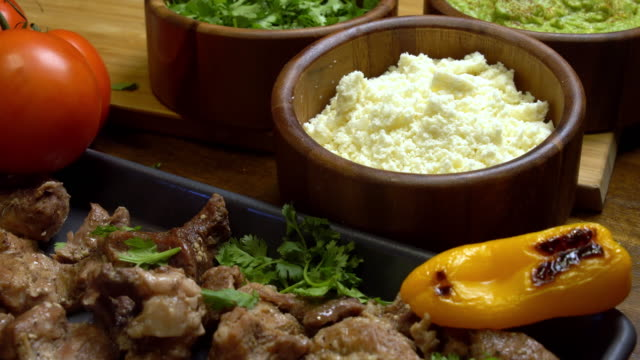 pork carnitas - cancun stock videos & royalty-free footage