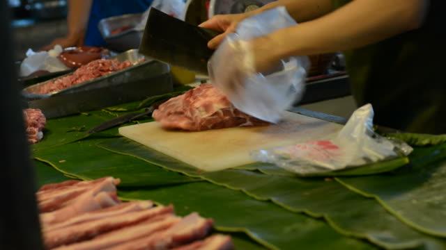Pork spliting