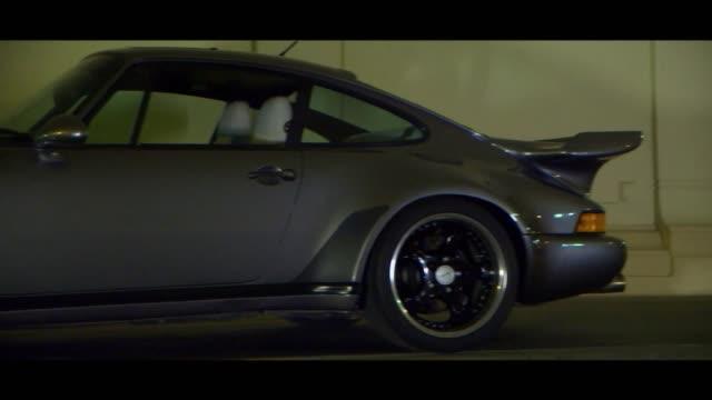 porsche 911 - matte stock videos & royalty-free footage