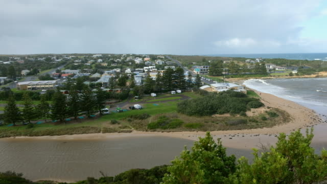 port campbell city, australia. - port campbell national park stock videos & royalty-free footage