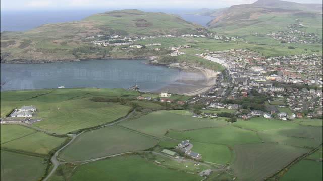 port erin - isle of man stock videos & royalty-free footage