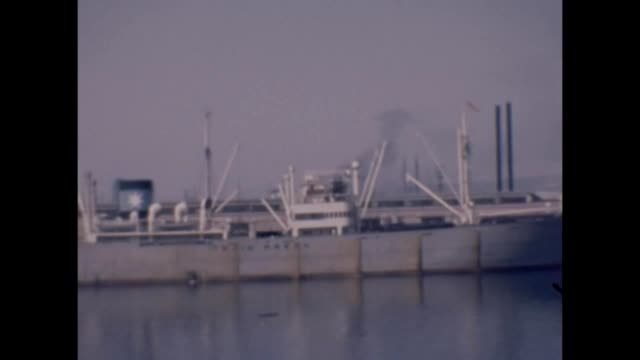 1957 port of los angeles - 1957 stock videos & royalty-free footage