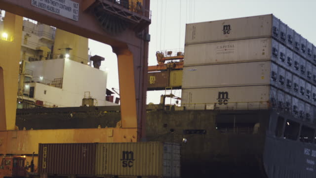 port of salalah, oman - oman stock videos & royalty-free footage