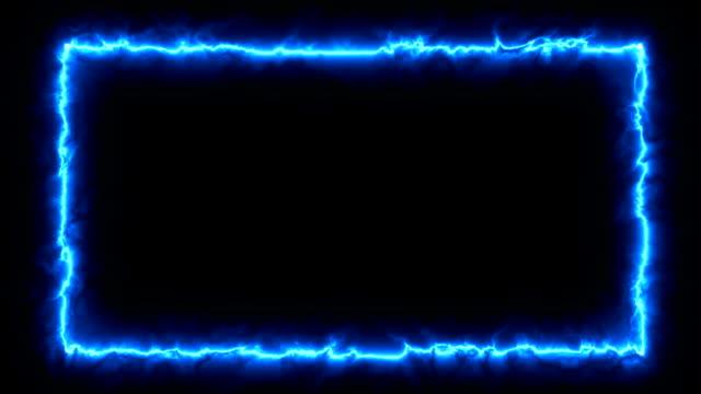 ポータル-火事/エネルギー型フレーム - 特殊効果点の映像素材/bロール