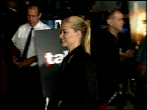 portia de rossi at the premiere of 'the others' at dga theater in los angeles california on august 7 2001 - 2001 stock videos & royalty-free footage