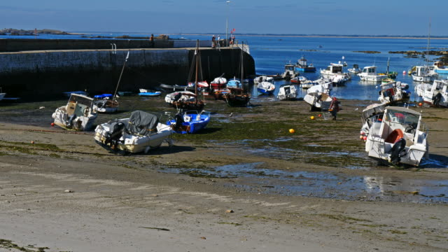 Portivy, Quiberon pensula, Morbihan, Brittany, France