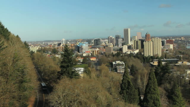 Portland Arial Video