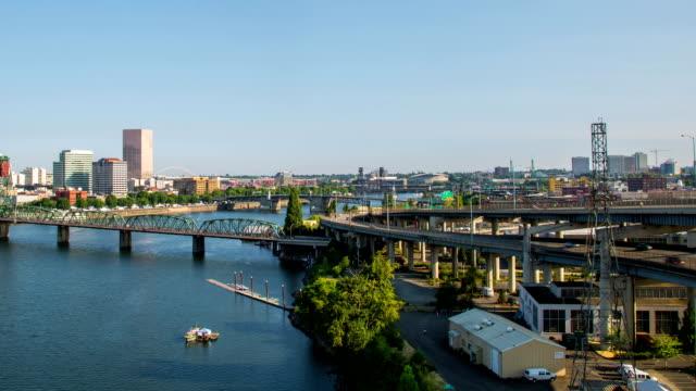 portland city - maine stock videos & royalty-free footage