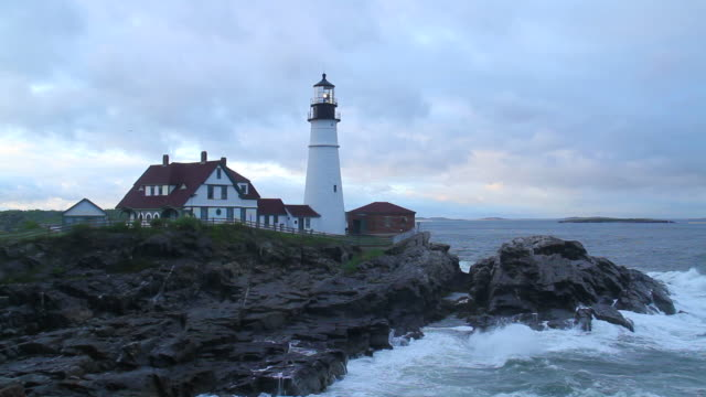Portland Head Lighthouse, ME