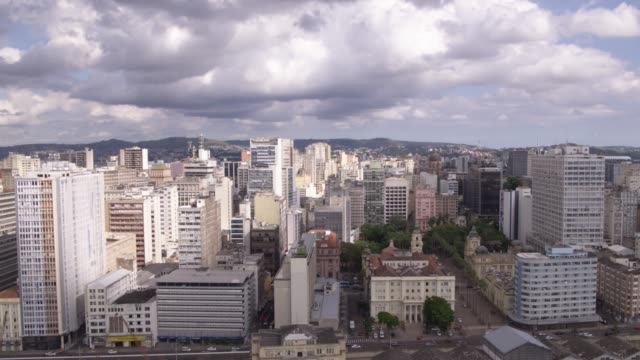 ポルトアレグレ - リオグランデドスル州点の映像素材/bロール