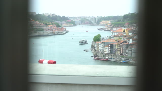 porto douro city - cidade stock videos & royalty-free footage