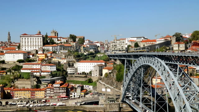 porto, north of portugal - porto district portugal stock videos & royalty-free footage
