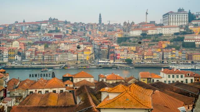 t/l porto wine port, porto, portugal - porto district portugal stock videos & royalty-free footage
