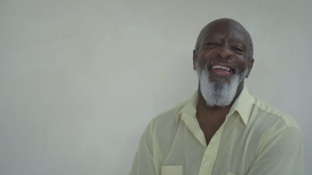 portrait of a mature man - veranda stock videos & royalty-free footage