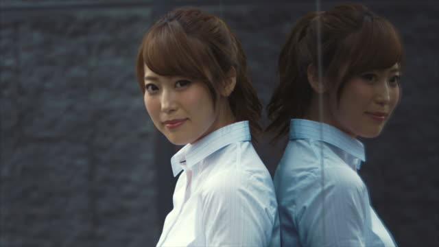 Portrait of an Japanese Businesswoman