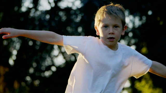 portrait of boy - elementary age stock videos & royalty-free footage