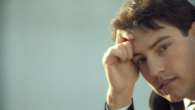 HD: Portrait Of Businessman