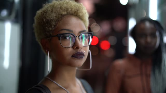 portrait of multi-ethnic friends - pardo brazilian stock videos & royalty-free footage