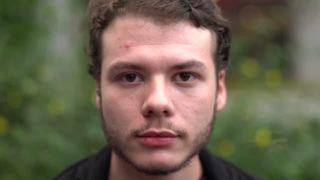 Portrait of Young Men