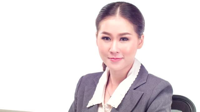 portraits business woman
