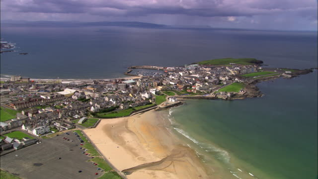 portrush - ulster county stock videos & royalty-free footage