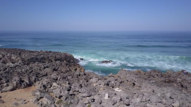 カスカイスのポルトガル語海岸 - カスカイス点の映像素材/bロール