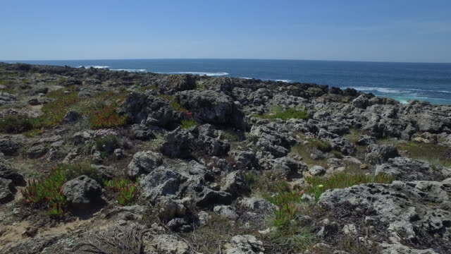 portuguese coast in the cascais district - cascais stock videos and b-roll footage