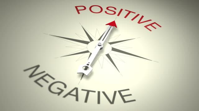 positive versus negative - negatives stock videos & royalty-free footage