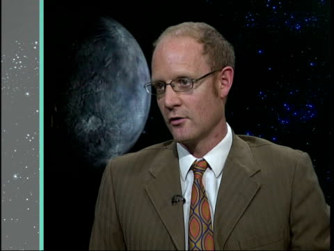 Possible tenth planet discovered in the universe ENGLAND London Hugh Jones interview SOT The idea of Pluto being a planet for astronomers is slightly...