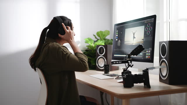 post production - video stock videos & royalty-free footage