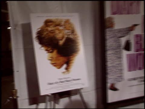 vídeos y material grabado en eventos de stock de poster at the 'diary of a mad black woman' at the cinerama dome at arclight cinemas in hollywood, california on february 21, 2005. - arclight cinemas hollywood