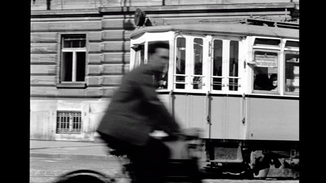 1946 - postwar vienna - postwar stock videos & royalty-free footage