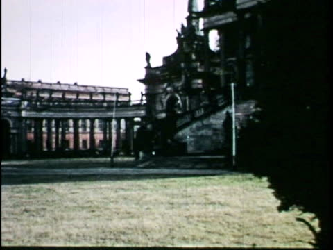 potdam, east german 1970 - german culture stock videos & royalty-free footage