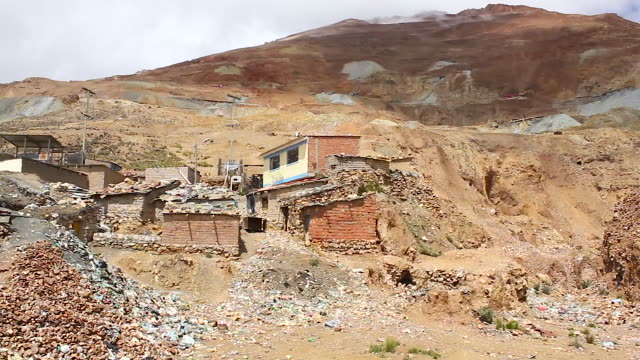 potosi mining / potosi, bolivia - bolivia stock videos & royalty-free footage