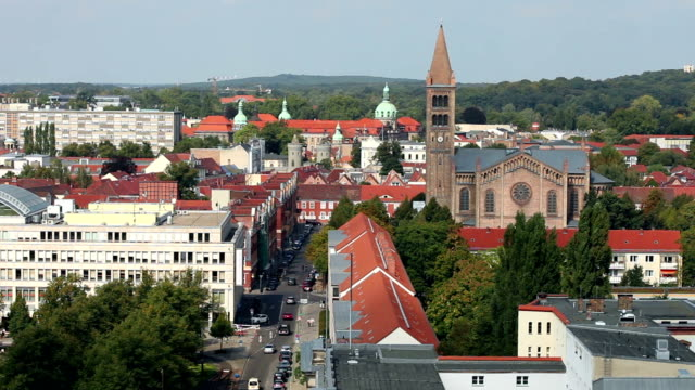 potsdam, germany - time lapse - potsdam brandenburg stock videos & royalty-free footage
