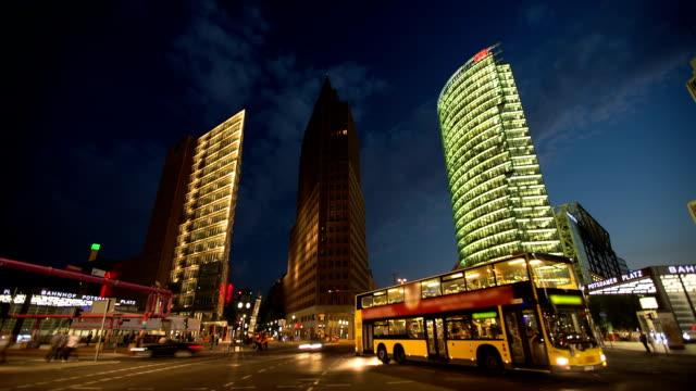 TIME LAPSE: Potsdamer Platz Berlin