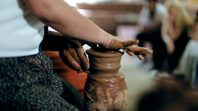 potter - pottery stock videos & royalty-free footage