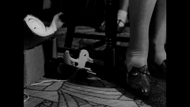 vídeos y material grabado en eventos de stock de 1946 - potty training a baby - 1946