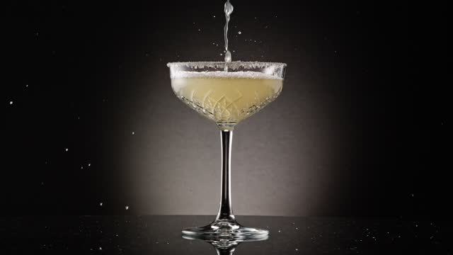 pouring a margarita - refreshment stock videos & royalty-free footage