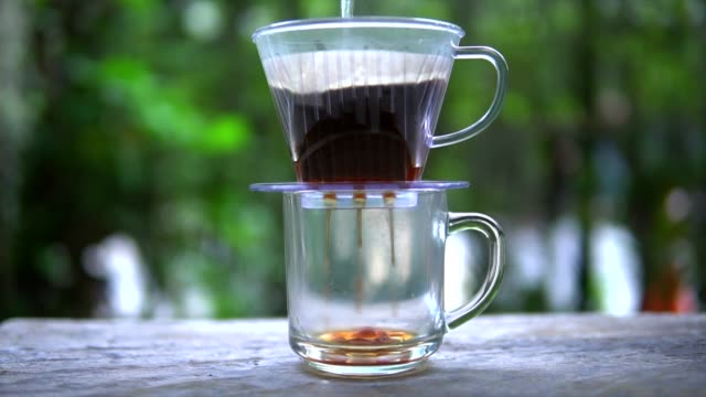 pouring coffee - coffee drink stock videos & royalty-free footage