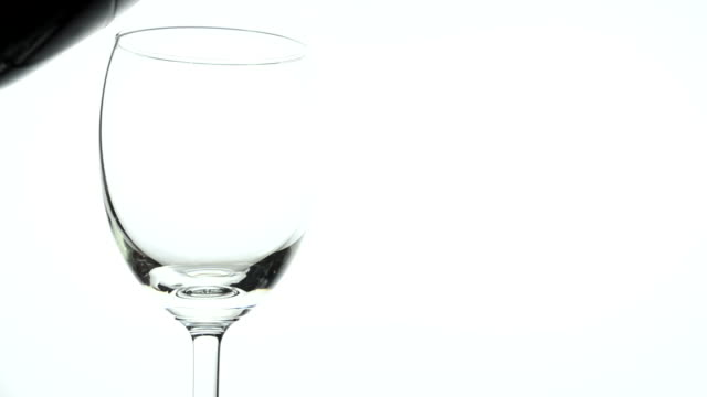 pouring wine - wine glass stock videos & royalty-free footage