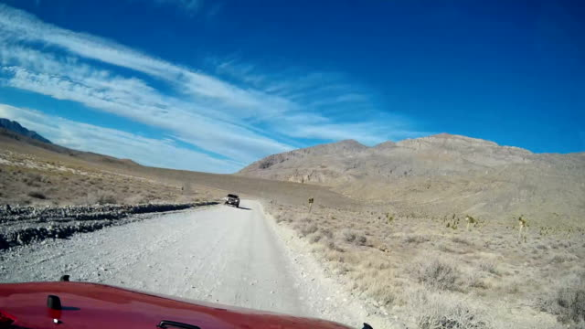 pov of off road driving in death valley in usa - death valley national park stock videos & royalty-free footage