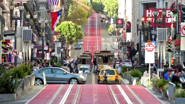 パウエルストリートサンフランシスコで