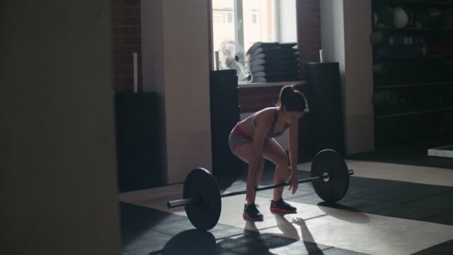 Power clean to push press