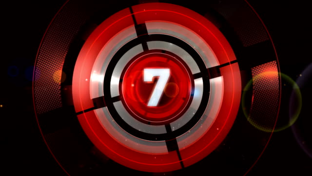 power countdown - number 2 stock videos & royalty-free footage