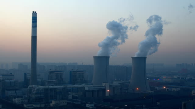 Power generates electricity, burning fossil fuel