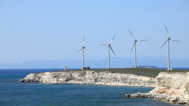 HD: Power Generating Windmills