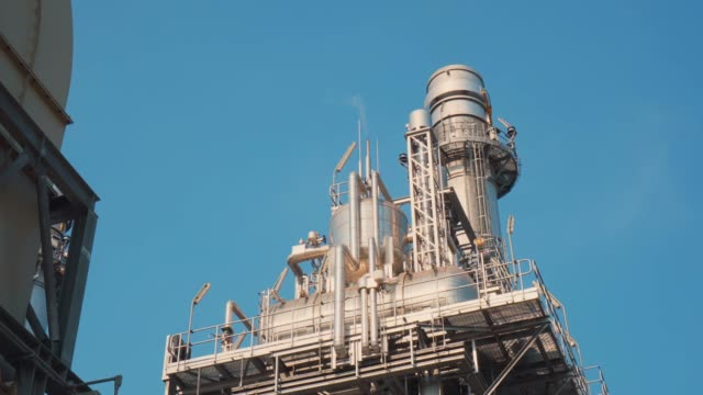 vídeos de stock e filmes b-roll de power plant - central elétrica