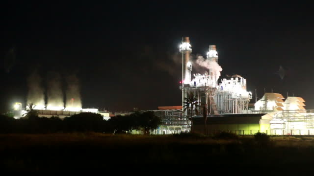 power plant - power station stock videos & royalty-free footage