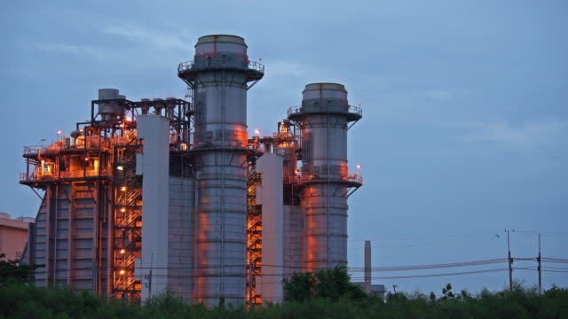 power plant. - nuclear power station stock videos and b-roll footage